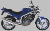 MZ Skorpion 660 Tour 1994