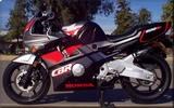 Honda CBR 600 F(2)P 1993