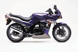 Kawasaki GPZ 500 S - GPX 500 R 1993