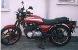 Kawasaki GT 750 1993