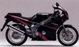 Yamaha FZR 600 1993