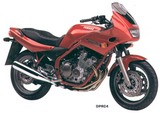 Yamaha XJ 600 Diversion S 1993