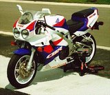 Honda CBR 900 RR Fireblade 1992