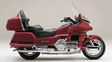 Honda GL 1500 Interstate Gold Wing 1992