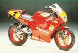 Cagiva Mito 125 - Lawson 1991
