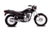 Honda CB 250 Nighthawk 1991