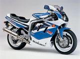 Suzuki GSX-R 750 M 1991