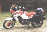 Yamaha XTZ 660 1991