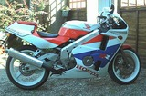 Honda CBR 400 R 1990