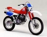 Honda XR 250 R 1990