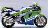 Kawasaki ZXR 750 1990