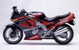 Kawasaki ZZR 600 1990