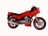 Moto Guzzi 750 Targa 1990