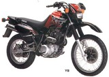 Yamaha XT 600 E 1990