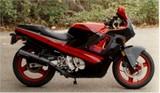 Honda CBR 600 F Hurricane 1989