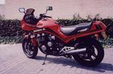 Honda CBX 750 F 1989