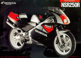 Honda NSR 250 MC 18 Version 2 1989