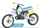 Husqvarna AE 430 1989