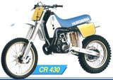 Husqvarna CR 430 1989