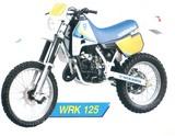 Husqvarna WRK 125 1989