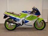Kawasaki ZX 400 1989