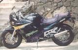 Suzuki GSX 600 F (Katana) 1989