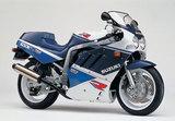 Suzuki GSX-R 750 K 1989