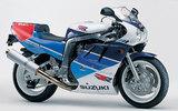 Suzuki GSX-R 750 RK 1989
