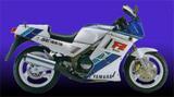 Yamaha FZ 750 KS (Europe) 1989