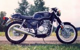 Honda GB 500 Clubmann TT 1988