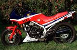 Honda VF 500 F 1988