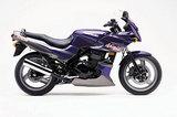 Kawasaki GPZ 500 S - GPX 500 R 1988