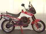 Moto Guzzi NTX 650 1988