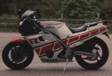Yamaha FZ 600 1988