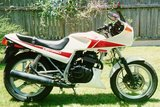 Honda CBX 250 1987