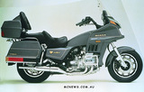Honda GL 1200 Interstate Gold Wing 1987