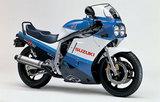 Suzuki GSX-R 750 H 1987