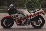 Yamaha FZ 600 1987