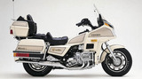 Honda GL 1200 Interstate Gold Wing 1986