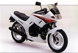 Honda VT 250 F 1986