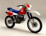 Honda XR 250 R 1986