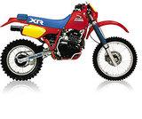 Honda XR 600 R 1986