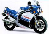 Suzuki GSX-R 750 G 1986