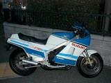 Suzuki Rg 400 1986