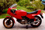 Ducati 500 Pantah 1985