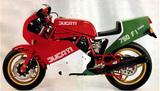 Ducati 750 F1 1985