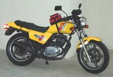 Honda FT 500 1985