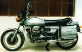 Moto Guzzi V 1000 Hydroconvert 1985