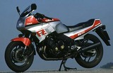 Yamaha FZ 750 FT (U.S.) 1985