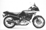 Yamaha XZ 550 S 1985